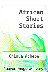 Cover of African Short Stories EDITIONDESC (ISBN 978-0435902704)