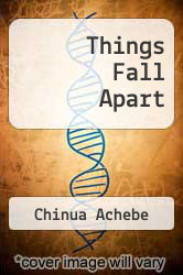 Cover of Things Fall Apart EDITIONDESC (ISBN 978-0435905279)
