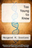 cover of Too Young to Know