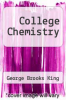 cover of College Chemistry (7th edition)