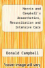 cover of Norris and Campbell`s Anaesthetics, Resuscitation and Intensive Care (7th edition)