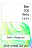 cover of The ECG Made Easy (5th edition)
