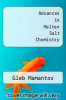 cover of Advances in Molten Salt Chemistry