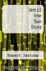 cover of Until the Sun Dies