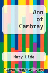 Cover of Ann of Cambray EDITIONDESC (ISBN 978-0446325554)