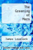 cover of The Greening of Mars