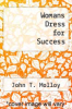 cover of Womans Dress for Success
