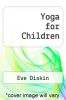cover of Yoga for Children