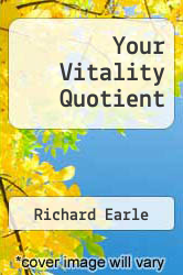 Cover of Your Vitality Quotient EDITIONDESC (ISBN 978-0449218884)