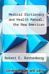 Cover of Medical Dictionary and Health Manual, the New American EDITIONDESC (ISBN 978-0451083142)