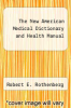 cover of The New American Medical Dictionary and Health Manual (5th edition)