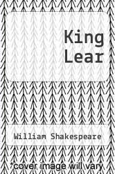 Cover of King Lear EDITIONDESC (ISBN 978-0451518460)