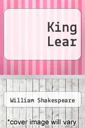 Cover of King Lear EDITIONDESC (ISBN 978-0451522825)