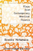cover of Plays from Contemporary American Theatre