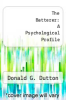 cover of The Batterer: A Psychological Profile