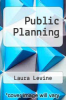 cover of Public Planning