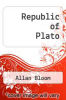 cover of Republic of Plato (2nd edition)