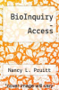 cover of BioInquiry - Access (3rd edition)