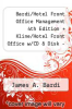 cover of Bardi/Hotel Front Office Management 4th Edition + Kline/Hotel Front Office w/CD & Disk - SET (1st edition)
