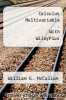 Calculus Multivariable by William G. McCallum - ISBN 9780470115497