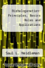 cover of Biohalogenation: Principles, Basics Roles and Applications