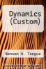 cover of Dynamics (Custom) (2nd edition)