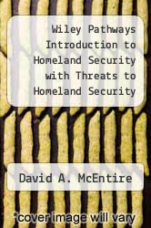 Cover of Wiley Pathways Introduction to Homeland Security with Threats to Homeland Security Set  (ISBN 978-0470480991)