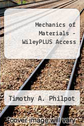Cover of Mechanics of Materials - Wileyplus Access 2ND 11 (ISBN 978-0470528419)