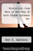 cover of Statistics: From Data to Decision 2E with Fathom Software Set (2nd edition)