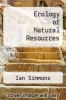 cover of Ecology of Natural Resources