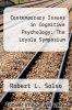 cover of Contemporary Issues in Cognitive Psychology: The Loyola Symposium ( edition)