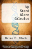 cover of Wp Stand Alone Calculus