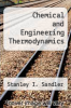 cover of Chemical and Engineering Thermodynamics