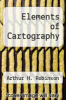 cover of Elements of Cartography (4th edition)