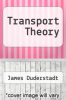 cover of Transport Theory