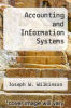 cover of Accounting and Information Systems