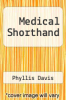 cover of Medical Shorthand (2nd edition)