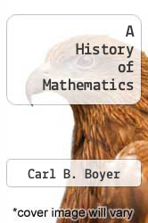 Cover of A History of Mathematics 2 (ISBN 978-0471097631)