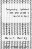cover of Geography, Updated (Text and Goode`s World Atlas) (10th edition)