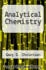 cover of Analytical Chemistry (2nd edition)