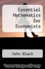 cover of Essential Mathematics for Economists (2nd edition)