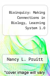 Cover of Bioinquiry: Making Connections in Biology, Learning System 1.0 EDITIONDESC (ISBN 978-0471395904)