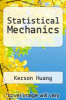 cover of Statistical Mechanics