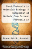 cover of Short Protocols in Molecular Biology: A Compendium of Methods from Current Protocols in Molecular Biology