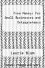 cover of Free Money: For Small Businesses and Entrepreneurs (3rd edition)