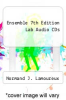 cover of Ensemble 7th Edition Lab Audio CDs (7th edition)