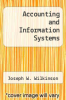 cover of Accounting and Information Systems (2nd edition)