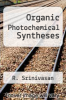 cover of Organic Photochemical Syntheses ( edition)