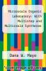 cover of Microscale Organic Laboratory: With Multistep and Multiscale Syntheses