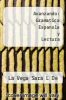 cover of Avanzando: Gramatica Espanola y Lectura (2nd edition)